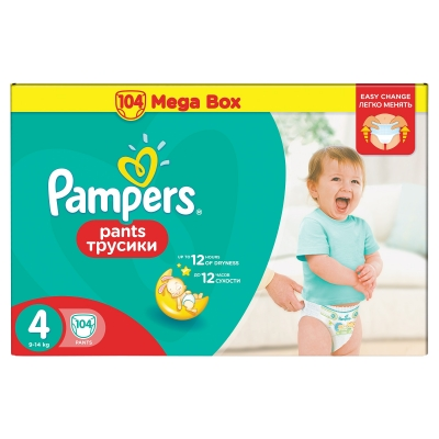 Памперс (pampers) подгузники premium care junior 11-18 кг. 56 шт.