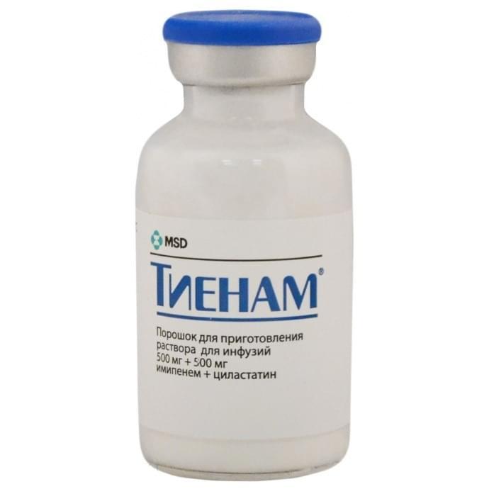 Тиенам простатита аппарат акутест для лечения простатита цена